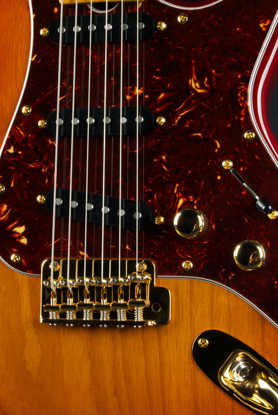 20th Anniversary RC #3165 Antique Dark Cherry Burst..