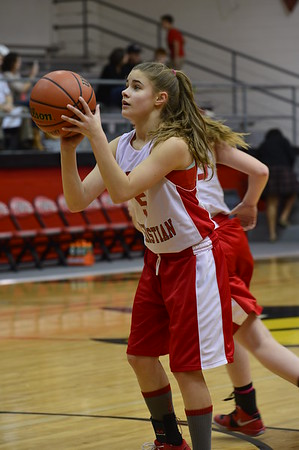 FWC Girls BasketBall 2-13-2015
