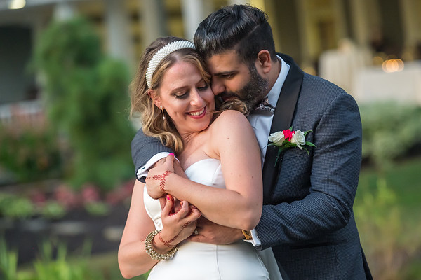 Mallorie & Rohan: Married