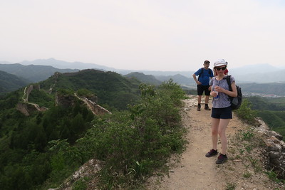 Gubeikou great wall hiking 1 Day