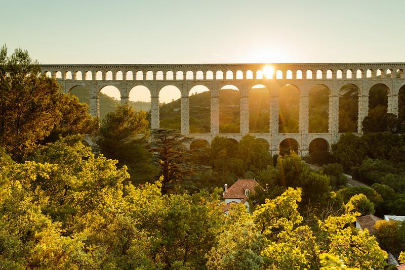 27 Juillet 2014 - Aqueduc de Roquefavour