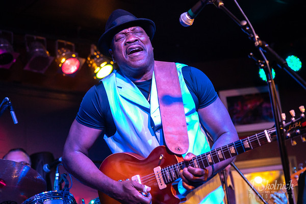 Big Bill Morganfield at Biscuit