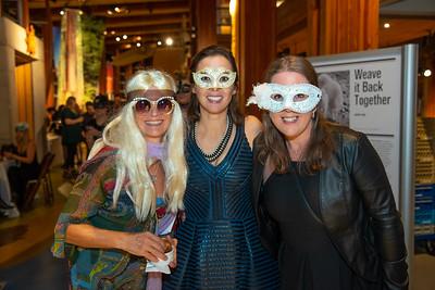 Zero Ceiling Masquerade Ball - Oct 25th