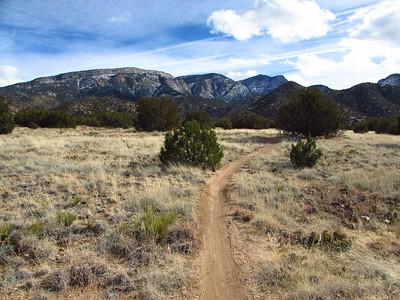Placitas Trails Hike  2-4-19