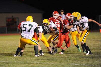 Varsity Football @ DCG 2011