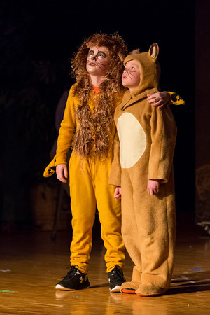 2017 Musical - The Lion King Kids