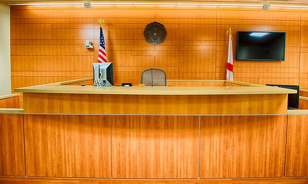 Mock Court Room