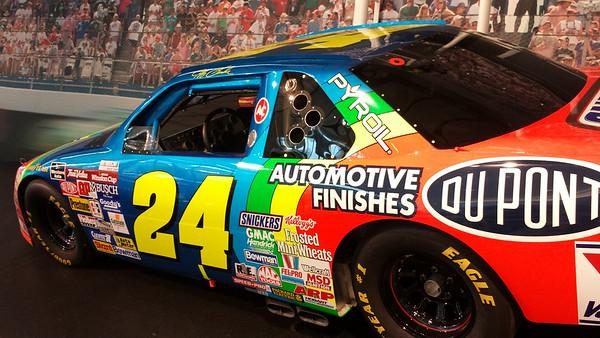 NASCAR Hall of Fame - Charlotte - 9 July '14