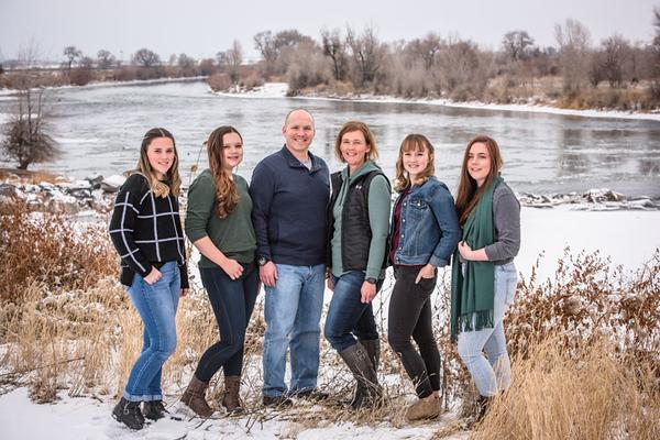 Rickabaugh Family 2019
