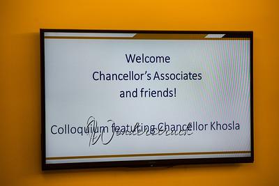 Chancellor Associates Colloquium 2018