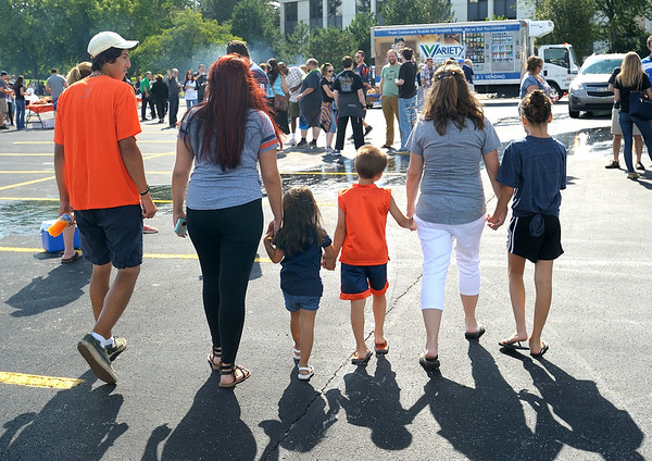 8/5/15 Plex Summer Tailgate and Detroit Tigers Game