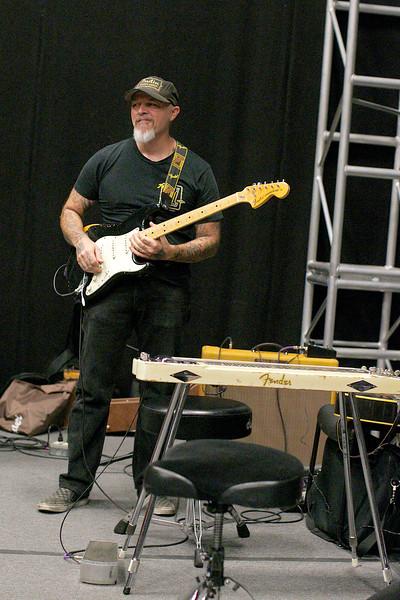 The Drifter Rehearsals