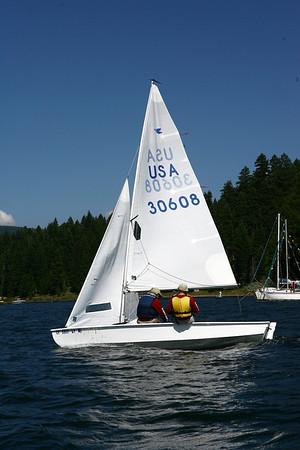 2012 Southern Cascade Regatta Sunday July 29