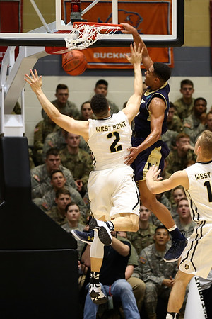 Army v Navy Basketball 170121