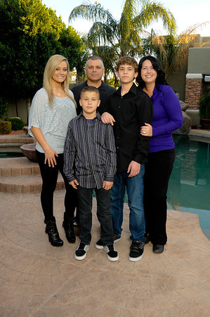 Fennell Family - Dec 2011
