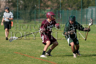 BC vs Savannah Lacrosse -  3/16/2012