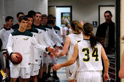 Boys Varsity Basketball - Perry 2011-2012