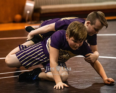 Wrestling Practice, January 16
