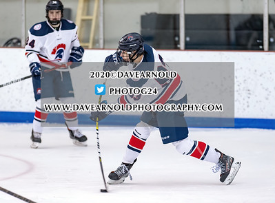2/5/2020 - Boys Varsity Hockey - Lawrence Academy vs Belmont Hill