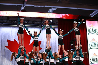 Cheer Sport  Kitefin Sharks - Junior Small 1
