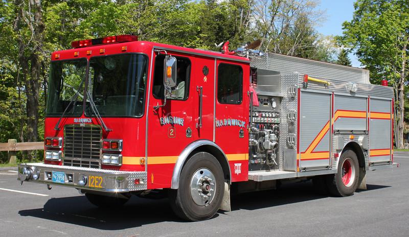 Engine 2  1997 HME/Central States  1500/1000