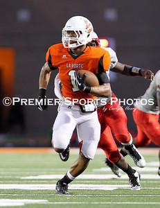 La Porte Varsity Football vs. South Houston 9/6/2013