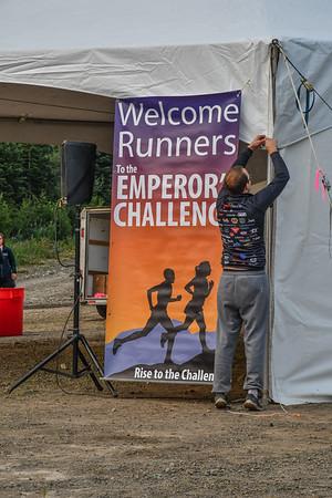 Emperor's Challenge 2018 Start/Finish