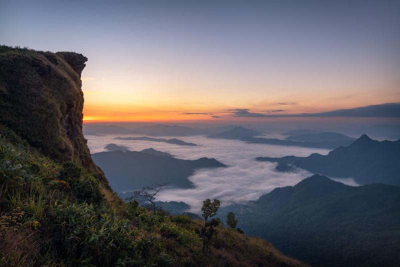 Sea of Mist || Phu Chia Fa