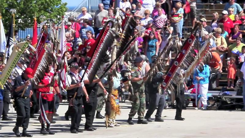 Grand Entry Sunday September 12, 2010 3pm