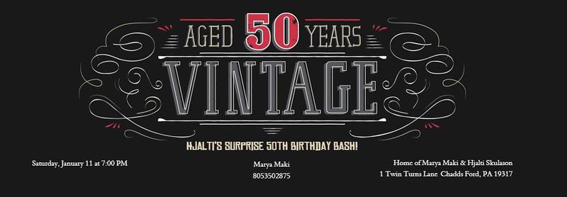 20200111 Hjalti 50th Surprise Party