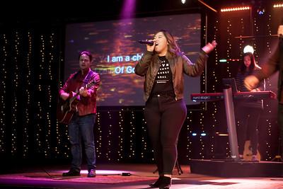 2018-02-25 Sunday Worship