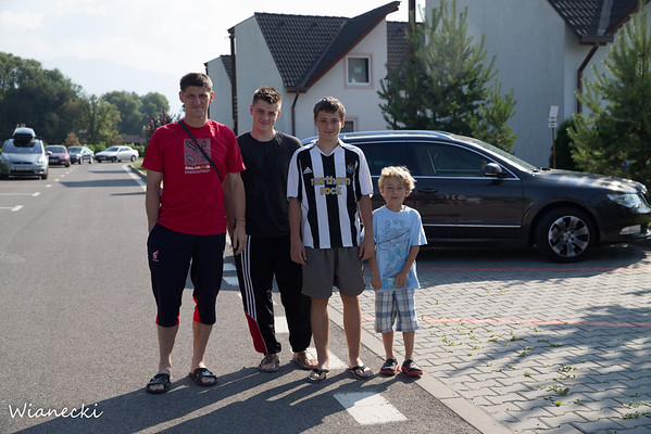 Wakacje 2013 - Polska