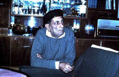 Mordehai Sept 1970 to Jan 1971