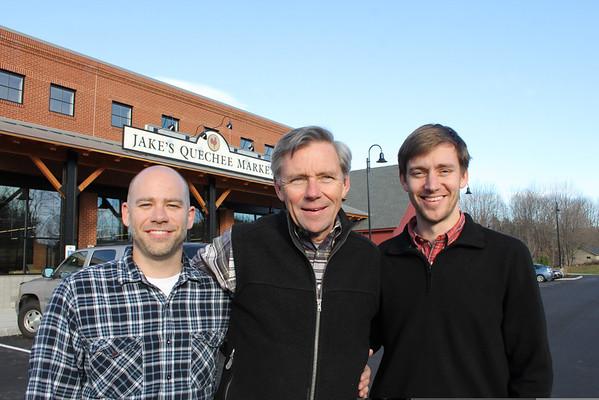 Jake's Quechee Market Opening