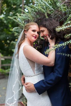 Sarah & Curtis' Wedding