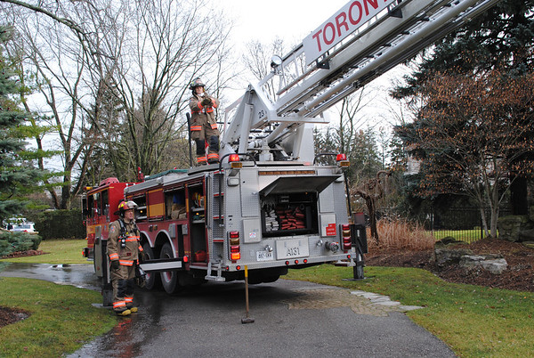 December 6, 2011 - 4th Alarm - 14 High Point Rd.