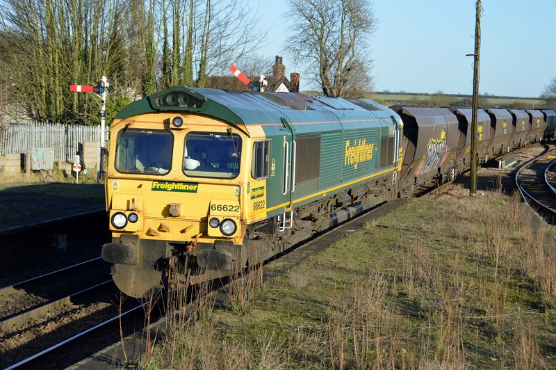 66622 1220/6M51 Immingham-Rugeley PS