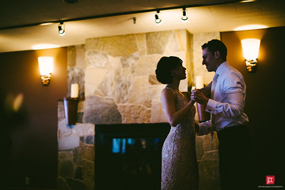 Tiff and Rich Tie the Knot at Ray's Boathouse