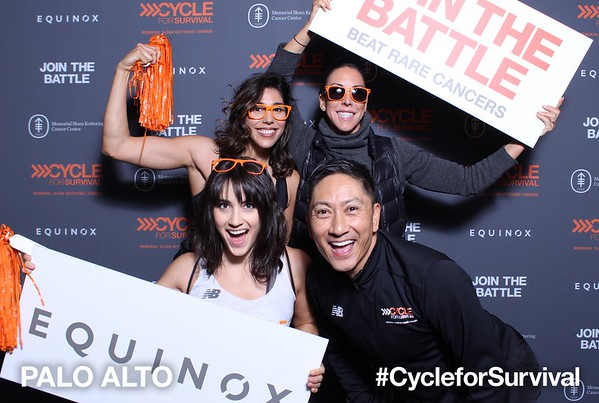 02/11/2018 Cycle for Survival Palo Alto