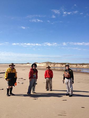 Bocce Beach 12-2012
