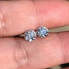 1.75ctw Old European Cut Diamond Pair, GIA J VS1/J VS1 4
