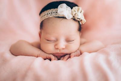 Aisha (Sesión bebé)