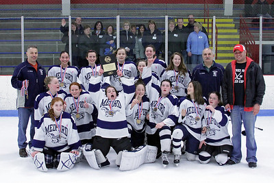 2009-2010 Medford Girls U14 Hockey