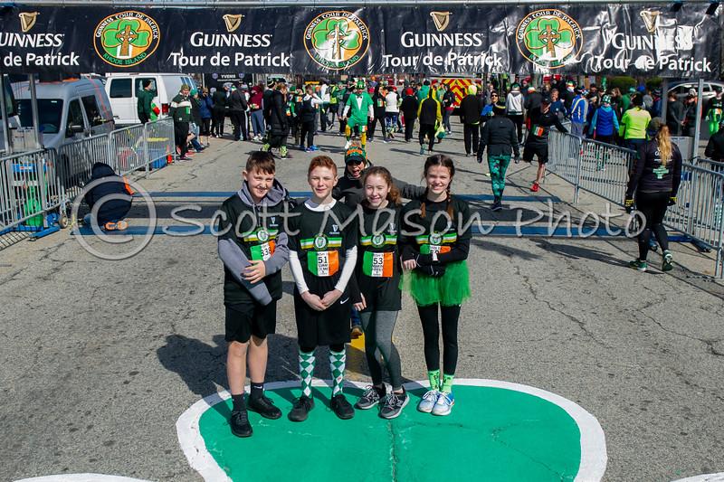 Celtic 5k 2020 Start Line