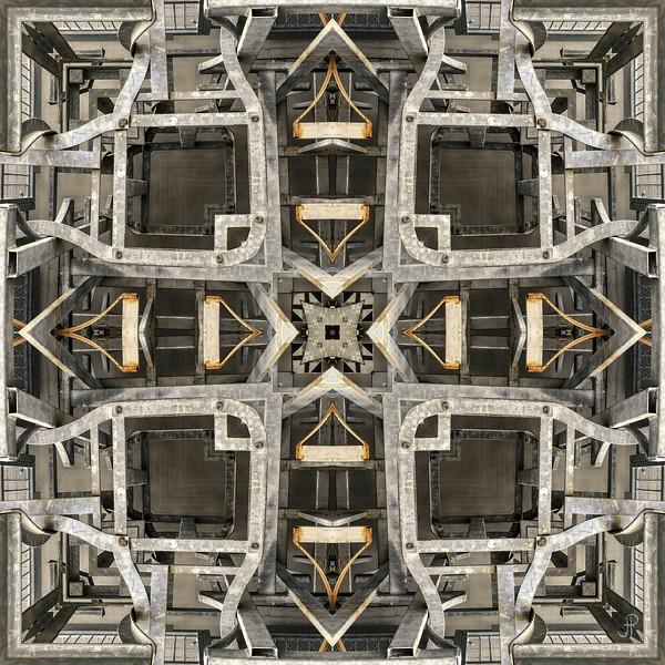 Mona Metal Rack No.2