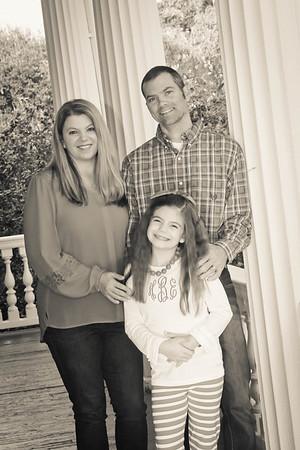 Bates & Gay Family 2018