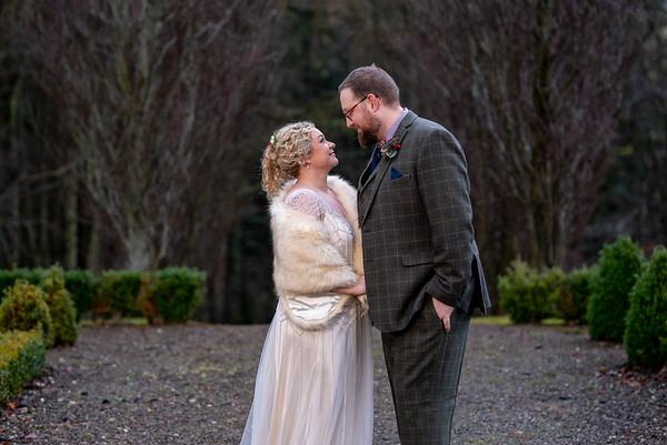 Gemma & Stuart Lythell
