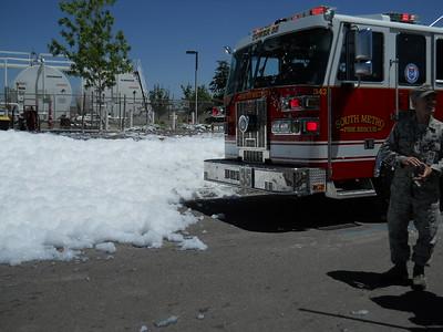 Centennial Airport Foam Mishap