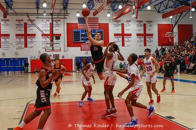 Boys Varsity Basketball v TC Williams 2/18/20