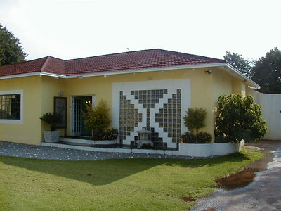 "Cape Miami Style ""Loft Mansion"" Johannesburg Souh Africa"